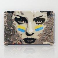 ukraine iPad Cases featuring Ukraine, Stand Up! by AsyaCreativeArt