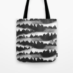 Don't Get Lost in Mist Tote Bag