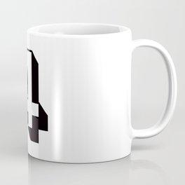 Lucky Number Four ... 4 Coffee Mug