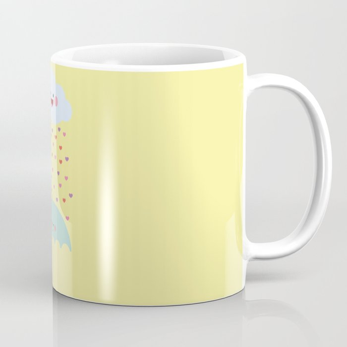 Love Rain Coffee Mug