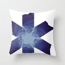 Quartz #2 Throw Pillow