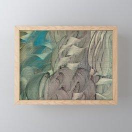 Victoria Framed Mini Art Print