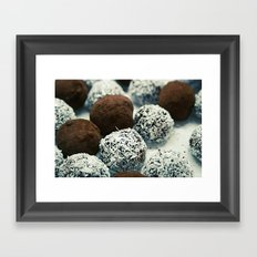 cookies Framed Art Print