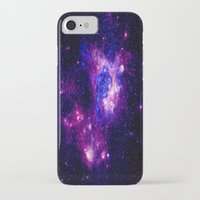 nebula iPhone & iPod Cases featuring nebulA. by 2sweet4words Designs