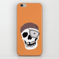 the goonies iPhone & iPod Skins featuring Goonies by B. Hopt