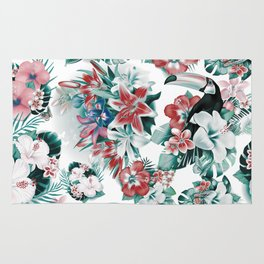 Tropical Forest Rug