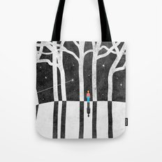 Stargazing Tote Bag