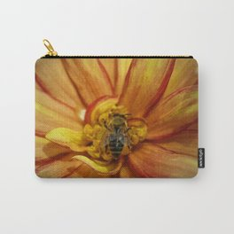 bee Grounded Carry-All Pouch