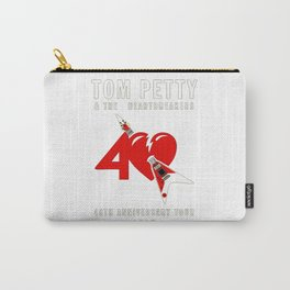 Tom Petty & The Heartbreakers Tour 2017 Carry-All Pouch