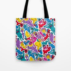 It Bares Repeating Tote Bag