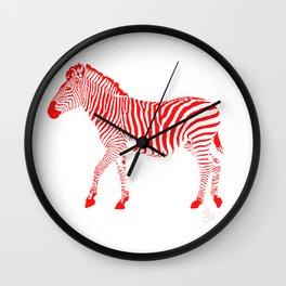 Zebra 11B Wall Clock