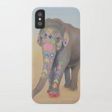 Painted Lady, Sujatha Slim Case iPhone X