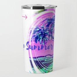 Goodbye Summer Travel Mug