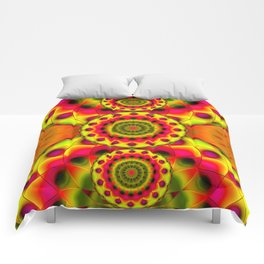 Psychedelic Visions G144 Comforters