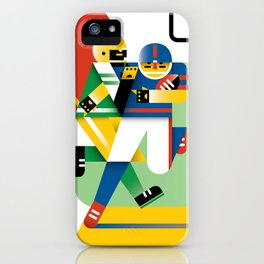 Big Game iPhone Case