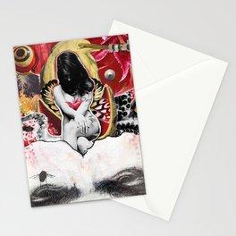 MINGA x Sleepless is the Watchful Eye Stationery Cards
