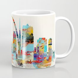 saint louis missouri skyline Coffee Mug