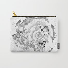 Shells of the Time Carry-All Pouch