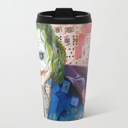 Jokes on You (JOKER) Travel Mug