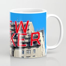 Native New Yorker Coffee Mug