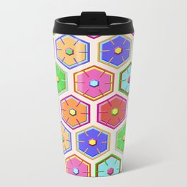 SWEET QUILT Metal Travel Mug