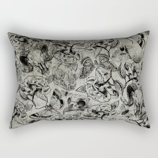 Dead Nature Rectangular Pillow
