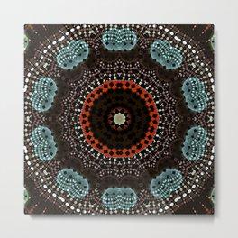 Some Other Mandala 767 Metal Print