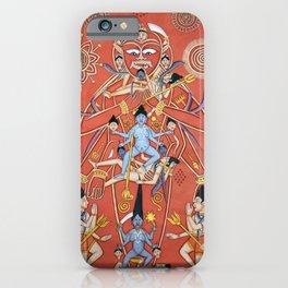 Hindu - Kali 7 iPhone Case