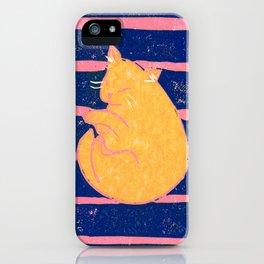 Mikan Cat #2 iPhone Case