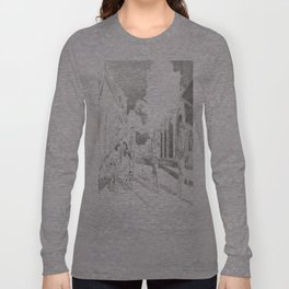 Mexican Abby Road Long Sleeve T-shirt