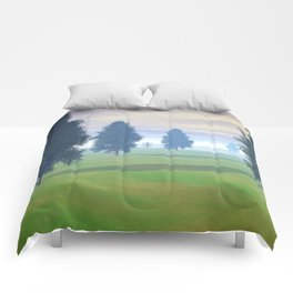 Fairway To Seven Comforters