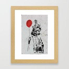 Going Rogue Framed Art Print