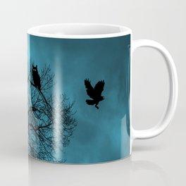 Night Wisdom Coffee Mug