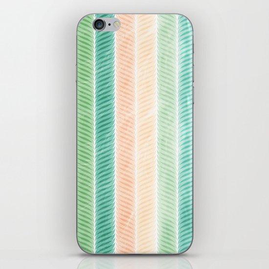 Feather Pattern iPhone & iPod Skin