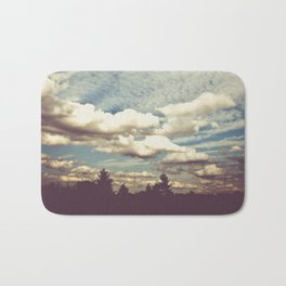 Cloud Collection Bath Mat