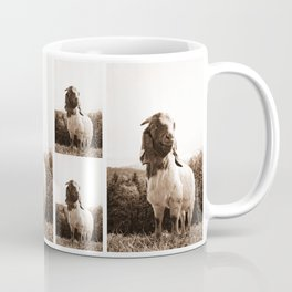 Ziege in den Alpen Coffee Mug