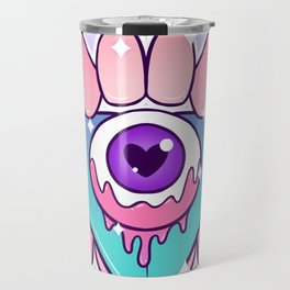 Eye Candy (textless) Travel Mug