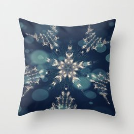 'Tis The Season To Sparkle Throw Pillow