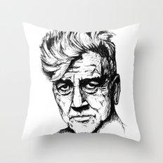 LYNCH Throw Pillow