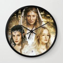 We Are No Man Wall Clock