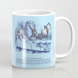 The Mad Teaparty Coffee Mug