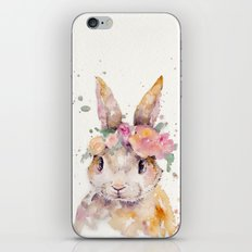 Little Bunny iPhone & iPod Skin