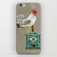 Rooster Wallace 2 iPhone & iPod Skin