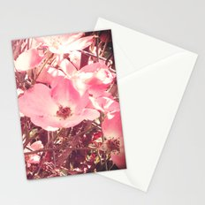Late Summer Flowers Stationery Cards