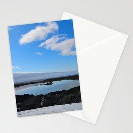 Icelandic Reflection Stationery Cards