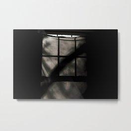 Fenster Licht Metal Print