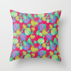 PINEAPPLE PUNCH Throw Pillow