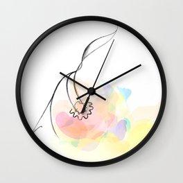 Mr. Tambourine Man Wall Clock