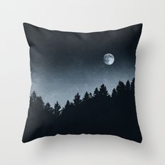 Under Moonlight Throw Pillow