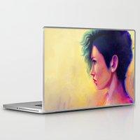 geo Laptop & iPad Skins featuring GEO by Smojojo
